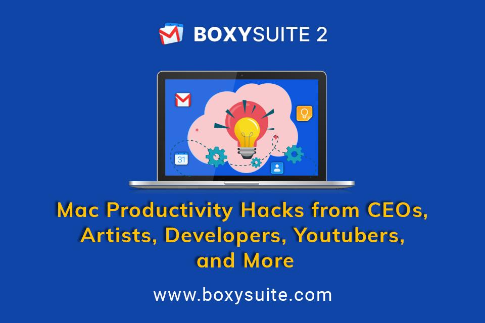 Mac Productivity Guides