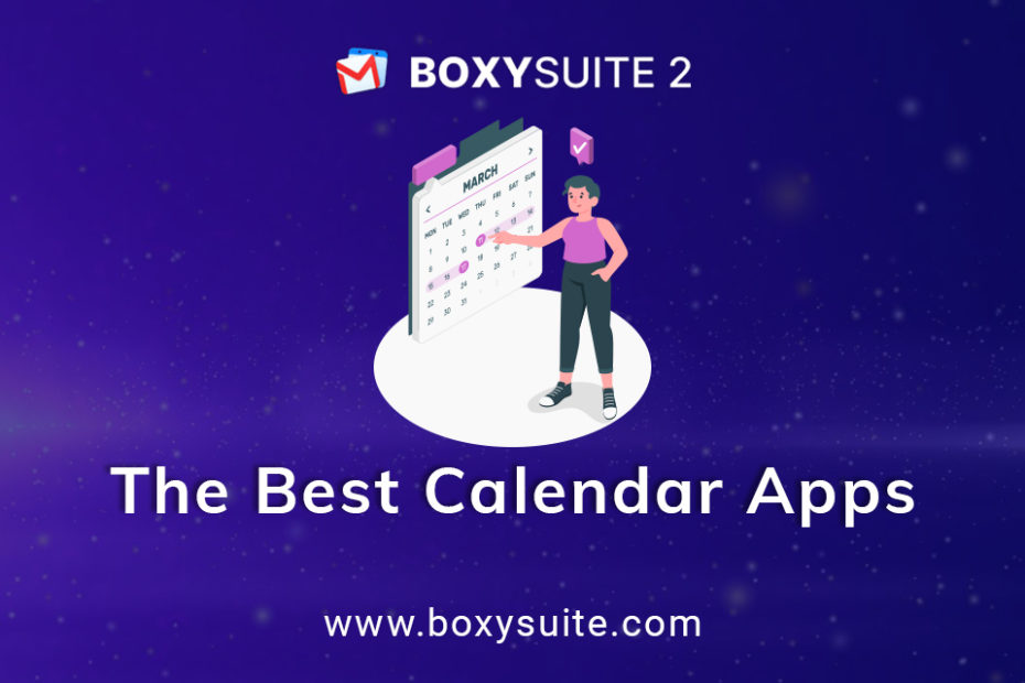 The Best Calendar Apps