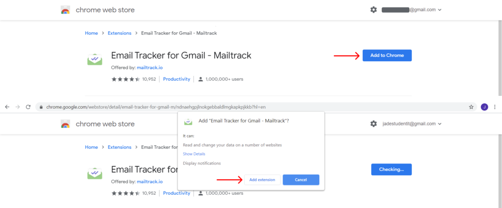email tracker for gmail
