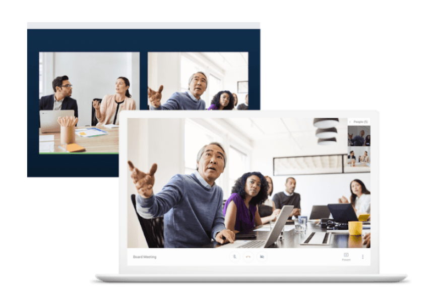 External Video Conferencing