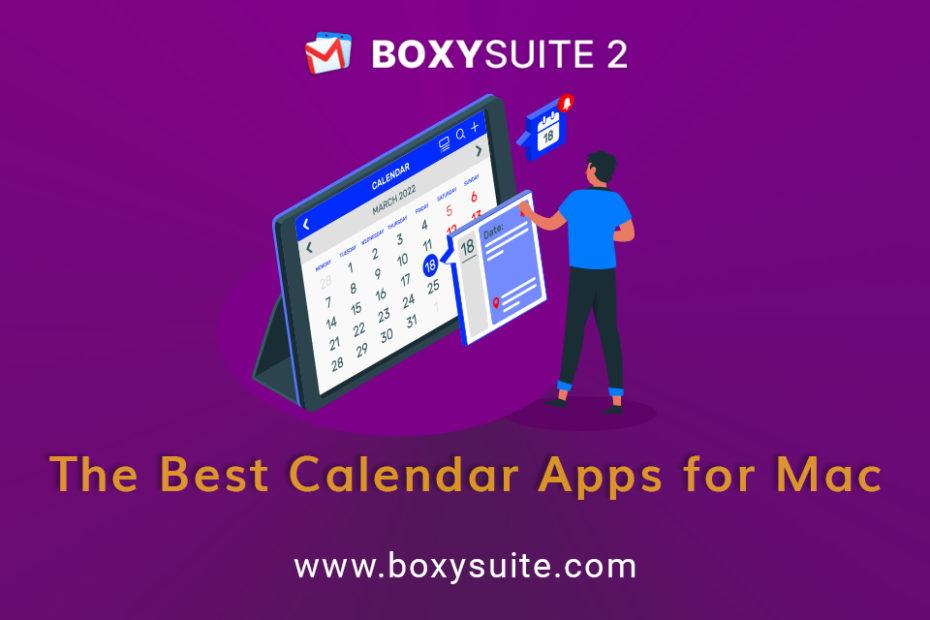 The Best Calendar Apps for Mac