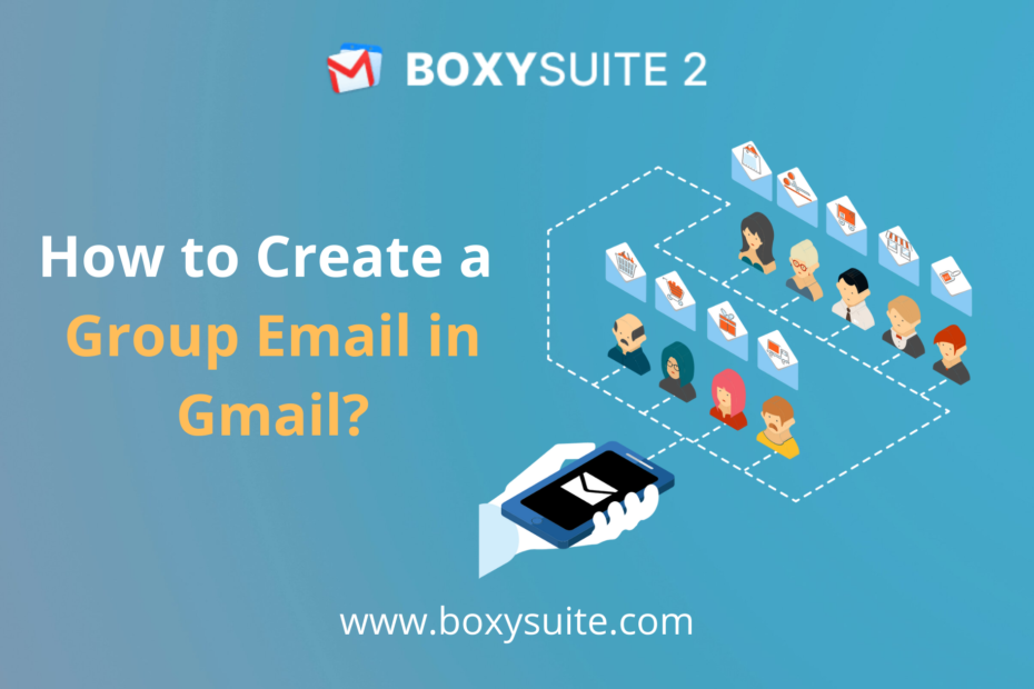 Group Email in Gmail